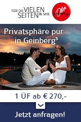 Romantikurlaub in Geinberg